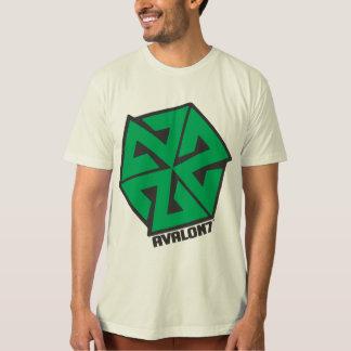 AVALON7 Inspiracon Green and Black T-Shirt