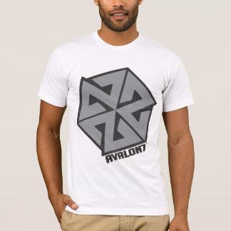 AVALON7 Inspiracon Grey and Black T-Shirt