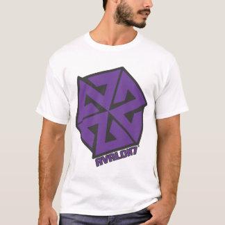 AVALON7 Inspiracon Purple and Black T-Shirt
