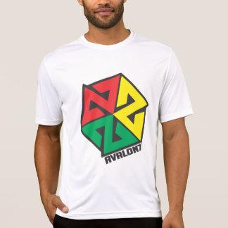 AVALON7 Inspiracon Rasta. Shirts