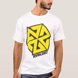 AVALON7 Inspiracon Yellow and Black T-Shirt