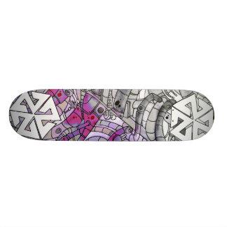 AVALON7 LEVEL7 Series: The Sentinel by RUCKUS Skateboard Deck