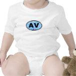 Avalon. Baby Bodysuits