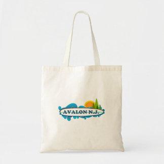 Avalon. Canvas Bag