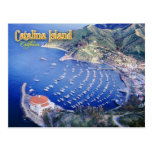 Avalon Bay, Catalina Island, California Postcards