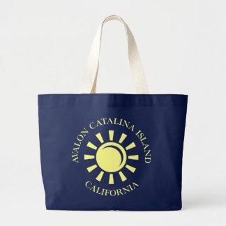 Avalon Catalina Island, California Tote Bag