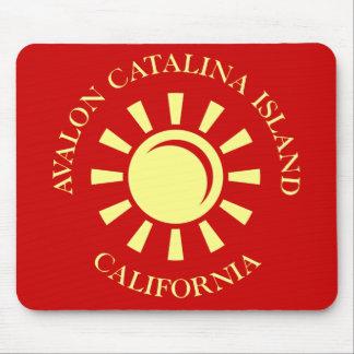 Avalon Catalina Island, California Mouse Pad