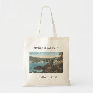 Avalon circa 1915, Catalina Island Bag