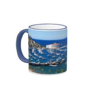 Avalon Harbor Catalina Coffee Mug