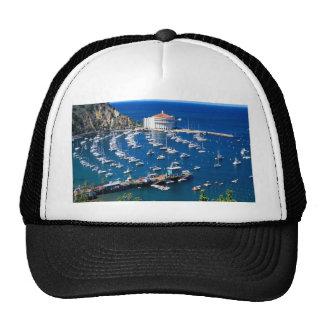 Avalon Harbor Catalina Trucker Hat