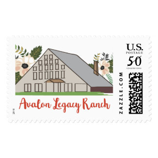 Avalon Legacy Ranch Postage Stamp