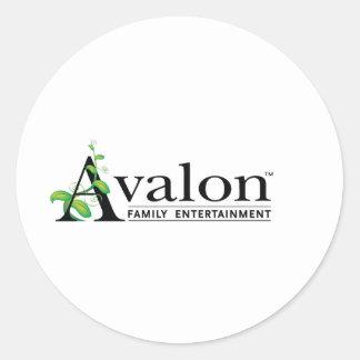 Avalon Logo Sticker