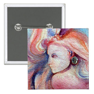 AVALON / Magic and Mystery 2 Inch Square Button