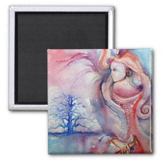 AVALON / Magic and Mystery 2 Inch Square Magnet