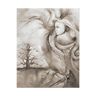 AVALON / Magic and Mystery Canvas Print