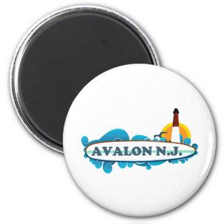 Avalon. Magnet