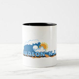 Avalon. Mug