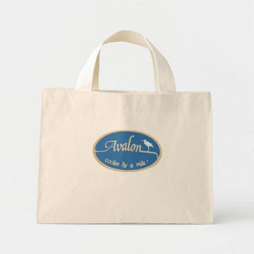 Avalon NJ Mini Tote Bag