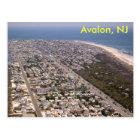 Avalon, NJ Postcard