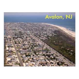 Avalon, NJ Tarjetas Postales