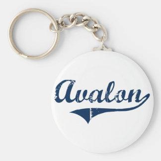 Avalon Pennsylvania Classic Design Keychain
