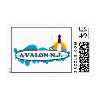 Avalon. Postage