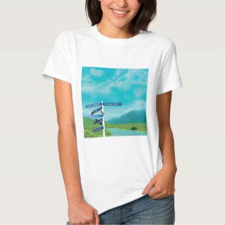 Avalon Signpost T-shirt