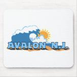 Avalon. Tapetes De Raton