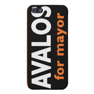 Avalos for Mayor - iPhone4 case Case For iPhone 5/5S