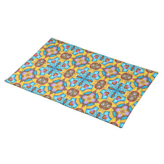 Avant-garde Pattern II Cloth Placemat
