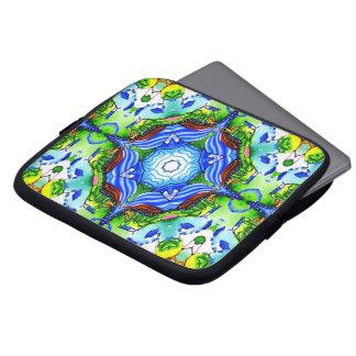 Avant-garde Pattern V Laptop Sleeve