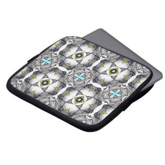 Avant-garde Pattern VI Laptop Sleeve