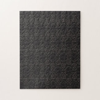 Avante Garde black Puzzle