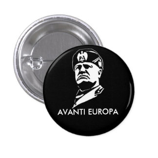 Avanti Europa Pinback Button