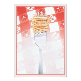 Avanti! © 5x7 paper invitation card