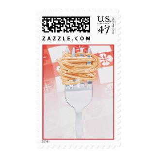 Avanti! © postage stamp