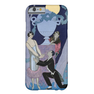 Avarice, 1924 (pochoir ) barely there iPhone 6 case