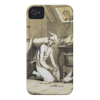 Avarice in the Kitchen, from a series of prints de Case-Mate iPhone 4 Case
