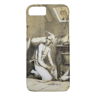 Avarice in the Kitchen, from a series of prints de iPhone 7 Case