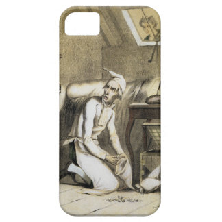 Avarice in the Kitchen, from a series of prints de iPhone SE/5/5s Case