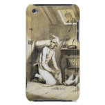 Avarice in the Kitchen, from a series of prints de iPod Case-Mate Cases