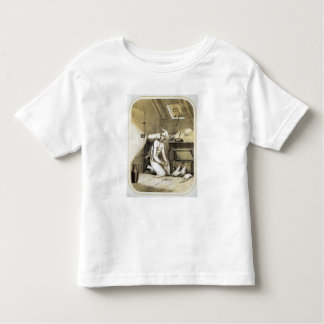 Avarice in the Kitchen, from a series of prints de Toddler T-shirt