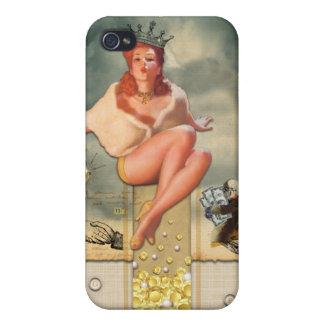 Avaricia iPhone 4 Carcasas
