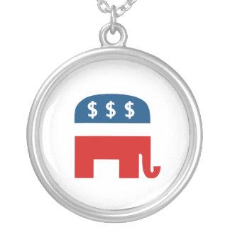Avaricia republicana pendientes