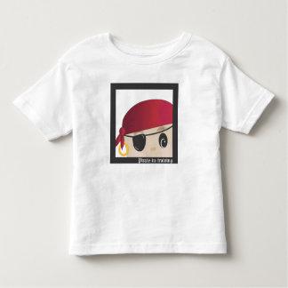 Avast! A Pirate in Training Junior Scallywag Tshirt