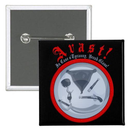 ¡Avast! Pin