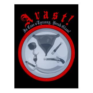 ¡Avast! Postales