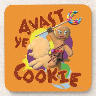 Avast Ye Cookie Coaster