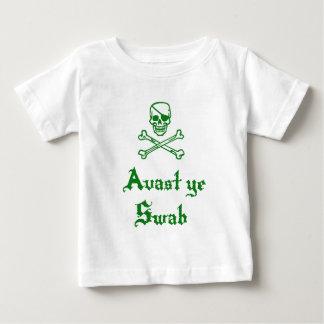 Avast Ye Swab Tee Shirts