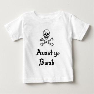 Avast Ye Swab T Shirt